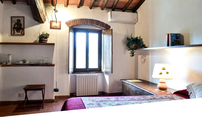 Bed and Breakfast nel Chianti