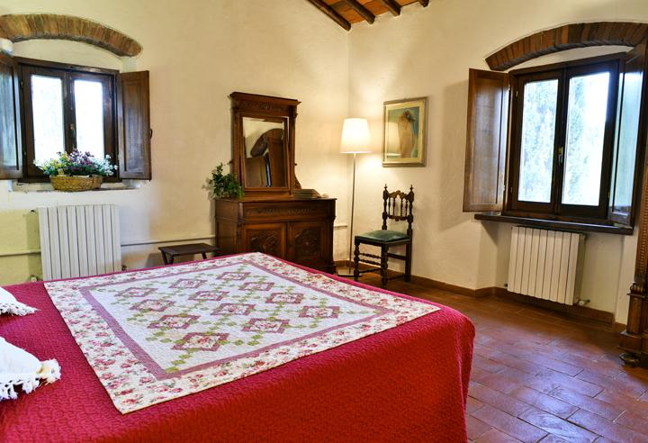 The Rooms Of Bed And Breakfast Fagiolari Panzano In Chianti